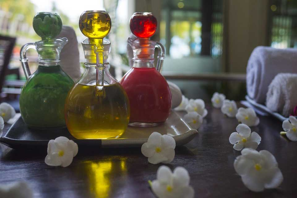 Aromaterapia em ambientes