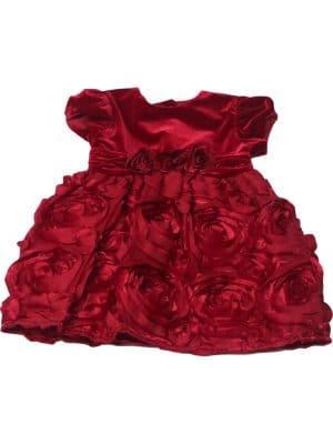 Vestido de festa infantil importado Jenny Me