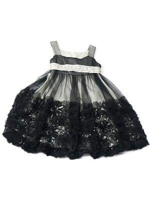 Vestido de festa infantil importado Bonnie Jean